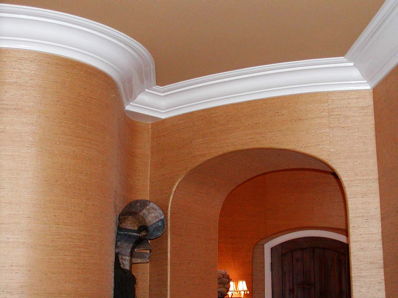 Home Crown Moulding Designs Crown Moulding Installation